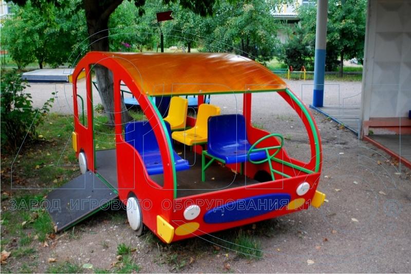 Игровой макет «Автобус» для детей с ограниченными возможностями