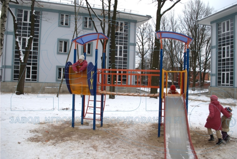 Детский комплекс «Мечта», еще одно фото