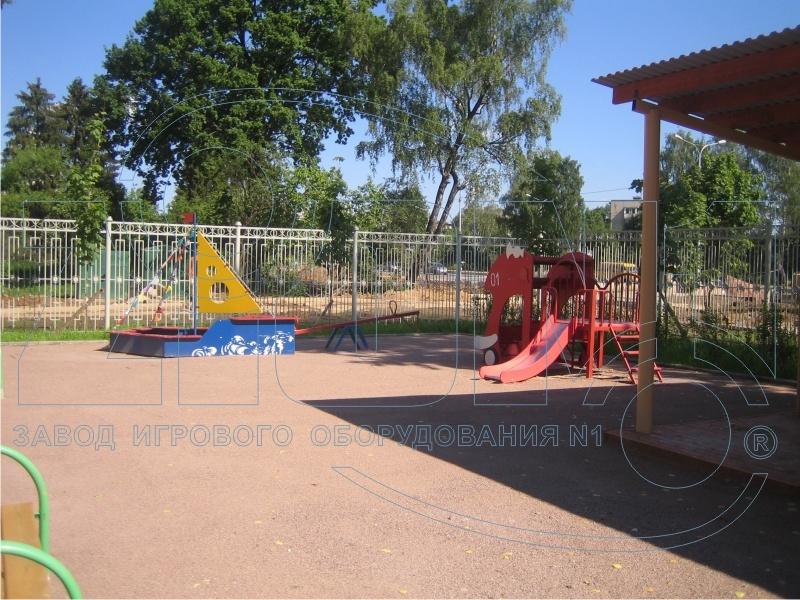 Фото 6 детской площадки Зеленоград 2007 год