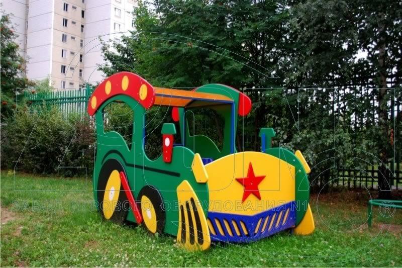 Фото оборудования детских площадок для ДОВ